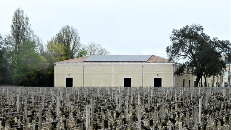 installation photovoltaïque viticulture à Pessac
