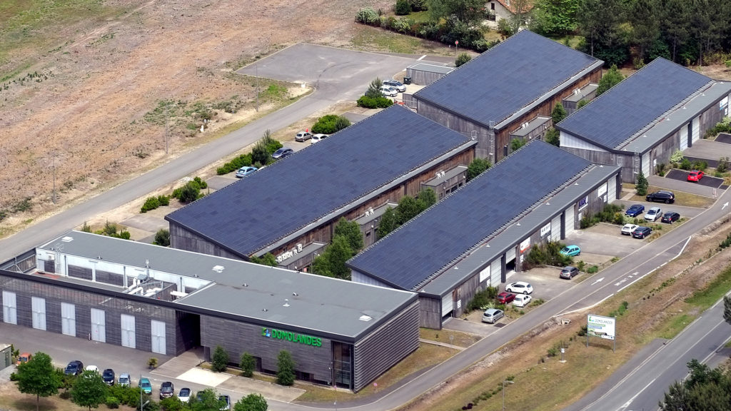 installation photovoltaïque saint geours de maremne