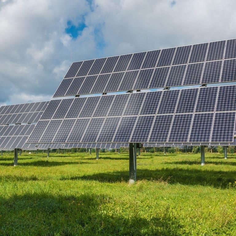 Bureau étude photovoltaïque simulation ensoleillement